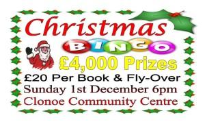 Clonoe Bingo 2019